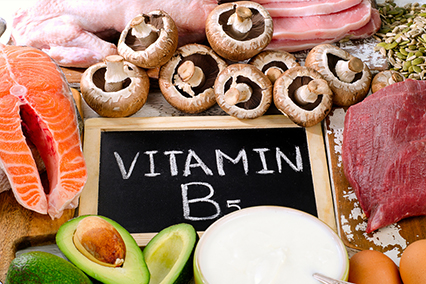 Витамин В5, Пантотеновая кислота